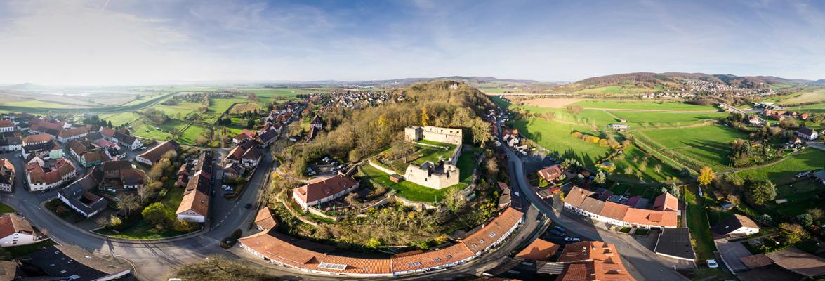 Geschichte der Burg – Burgruine Heldenburg